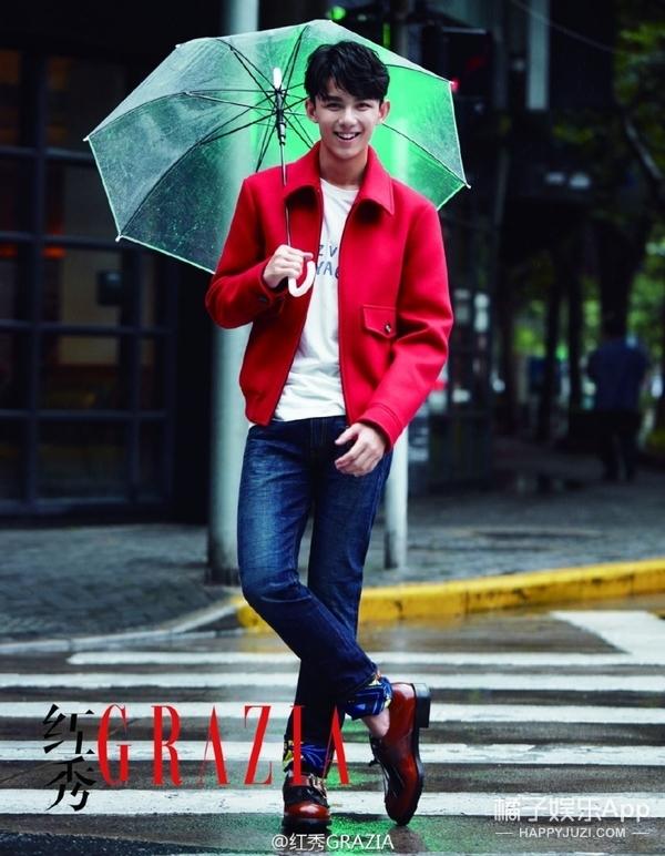【时装片】刘昊然、吴磊、欧豪三位少年的穿衣属性,你造吗?