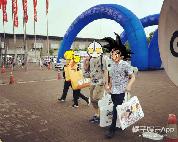 """只要躺在家橘子娱乐带你""""环游""""上海ChinaJoy!"""