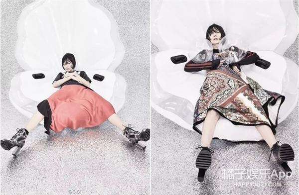 """她不是典型的""""韩国脸"""",却很有辨识度和时尚感!"""