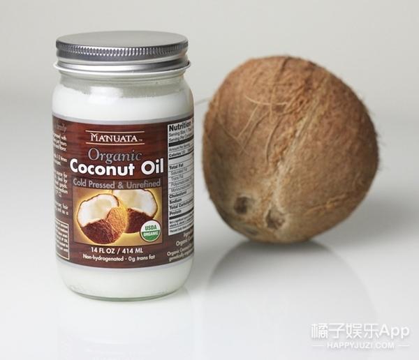 有椰子油,买发膜的钱都省了!