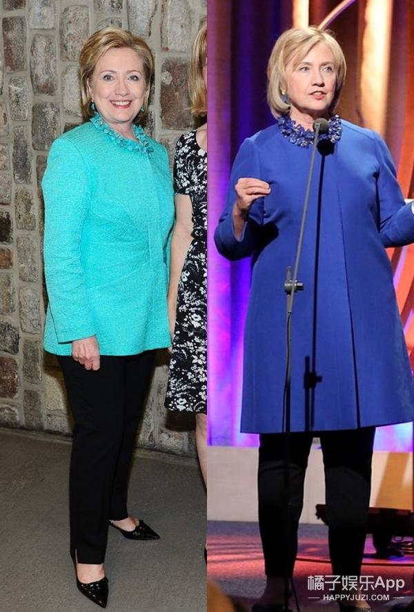 女魔头给她当顾问,比英女王更会穿彩虹色,希拉里才是称霸时尚圈的第一夫人!