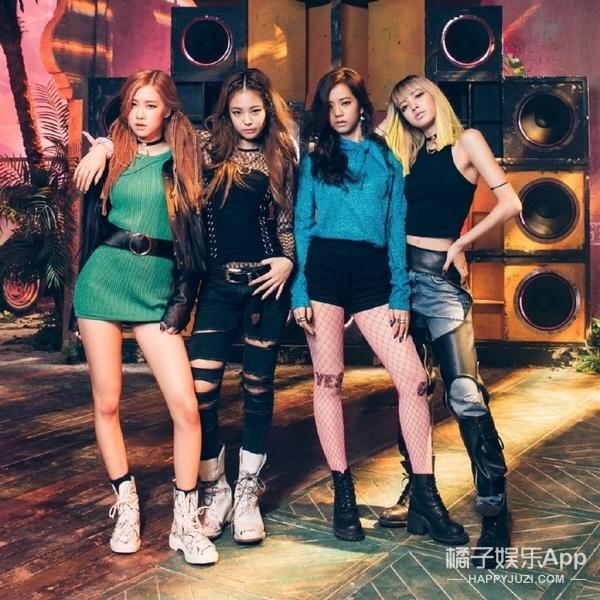 YG新女团在镜头前翻队友白眼,女星间的宫心计都搬到舞台上了?