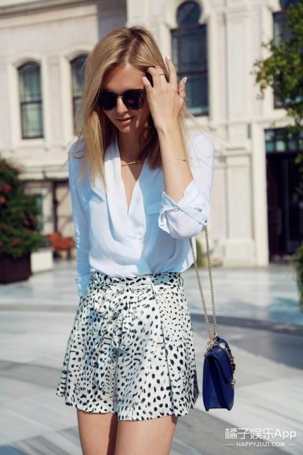 【一衣多穿】怎么看都显洋气的丝质衬衫,怎么穿怎么舒服!