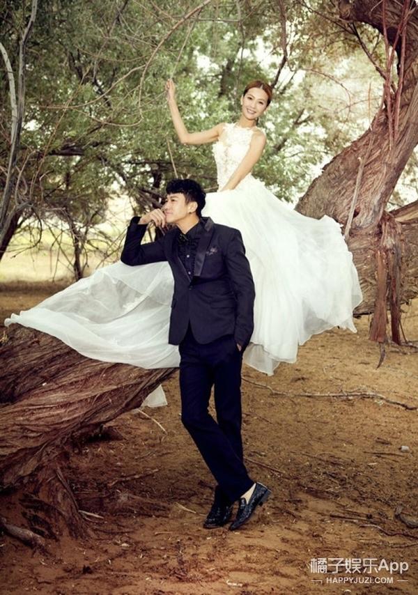 何润东内蒙古拍婚纱照...这次!终于!不再是巴厘岛了!