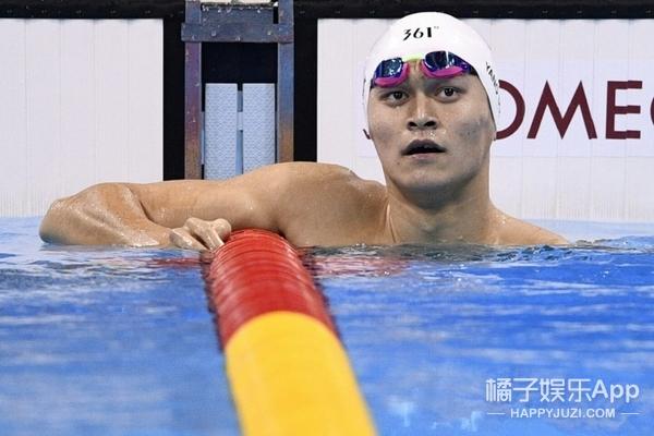 孙杨因病无缘晋级决赛,没事,坚持下来的你已经胜利了!