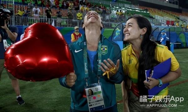 如果谈恋爱有比赛,你可能赢不了这些同志运动员