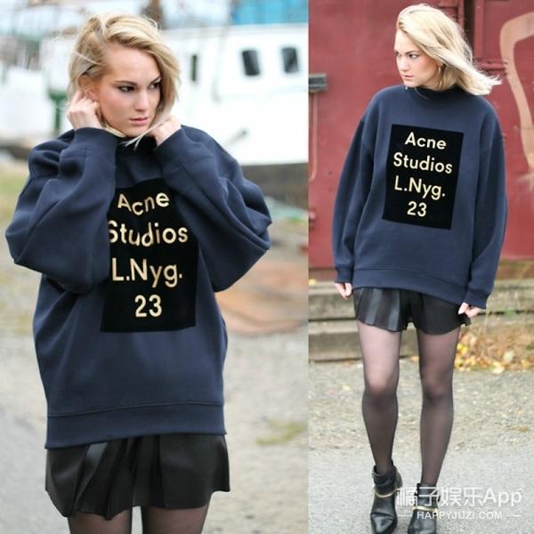 你的卫衣不是今年最新款,原来出卖你的就是这些小细节!