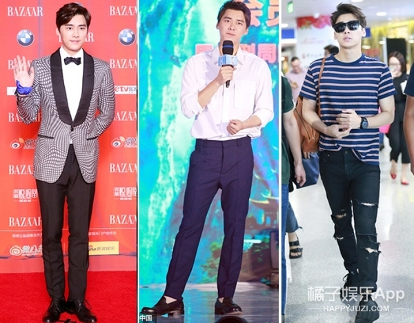 杨洋、边伯贤、南柱赫扮古装更帅?原来它才是检验男神的新标准!