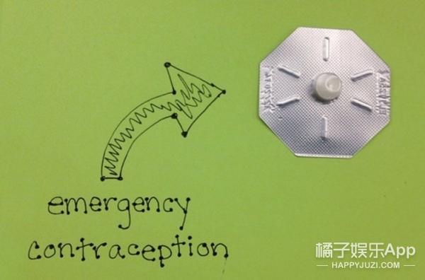 关于紧急避孕药的10个小秘密,谁说胖子需要吃双份?!