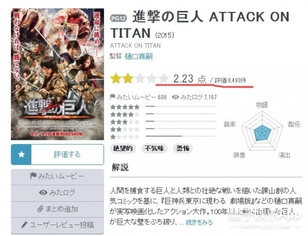《进击的巨人》要拍美国版!日本版都扑街了,美国版能行吗?