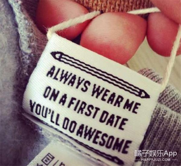 国外网友分享的衣服标签,这些提示让人笑cry