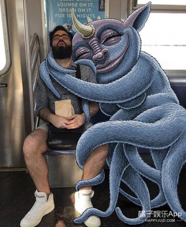 """""""不是不存在,只是我们没发现""""——地铁里的这些怪物你见过吗?"""