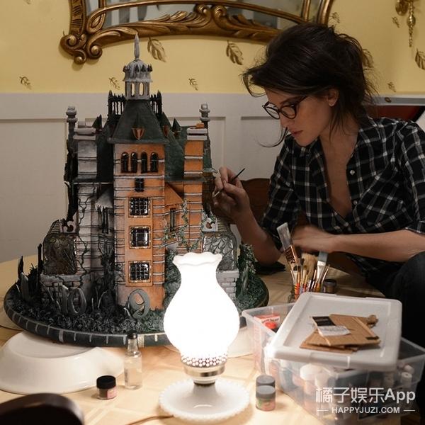 这个超写实的建筑模型竟然能吃?完全猜不到啊