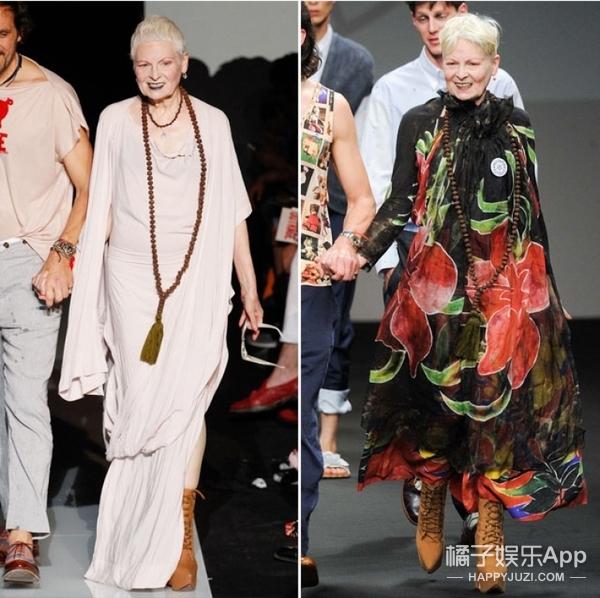 万年追光、一条裤子穿三季…设计师的谢幕装似乎比时装秀更有趣!
