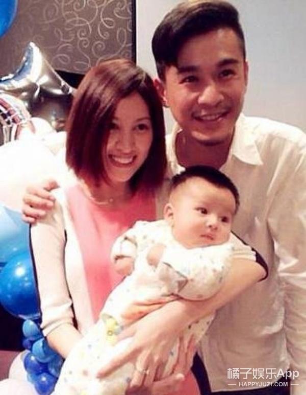 乔振宇有二胎了!等等,他什么时候结的婚?