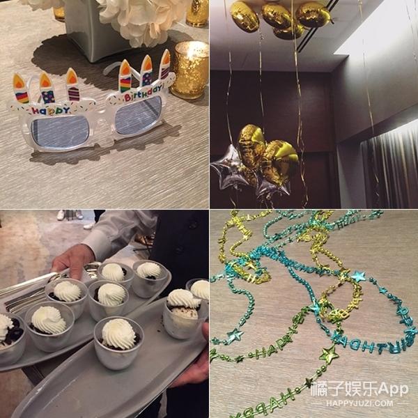 我们在纽约跟杨幂开了个生日趴,还瞄上了她的生日礼物!