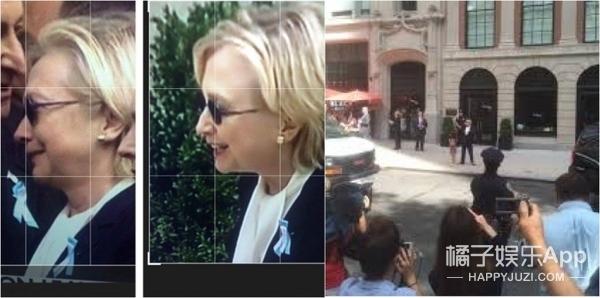 今年911之后,美国网友怀疑真的希拉里可能被调包了!