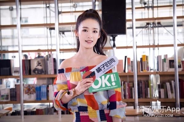 王丽坤、李沁、张俪说好的看秀,结果自拍、比美一个都没落!