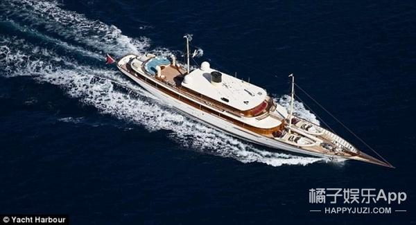 JK罗琳买东西挺冲动啊,她从德普那买了艘游轮,再转手赔了700万英镑