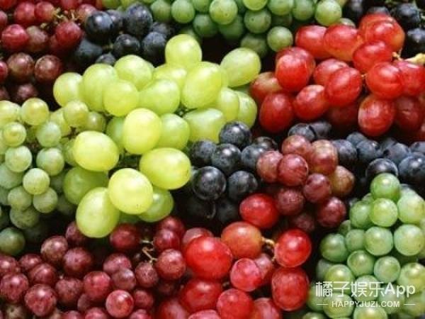 连水果都在换季,你也是时候来个葡萄妆啦!
