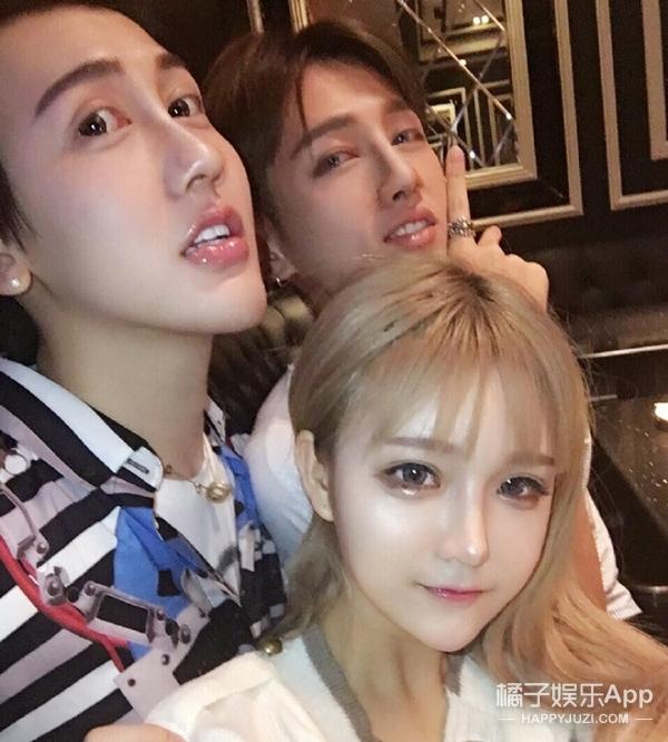 刘梓晨要整成杨洋,连身边朋友都换了头整成了杨幂!