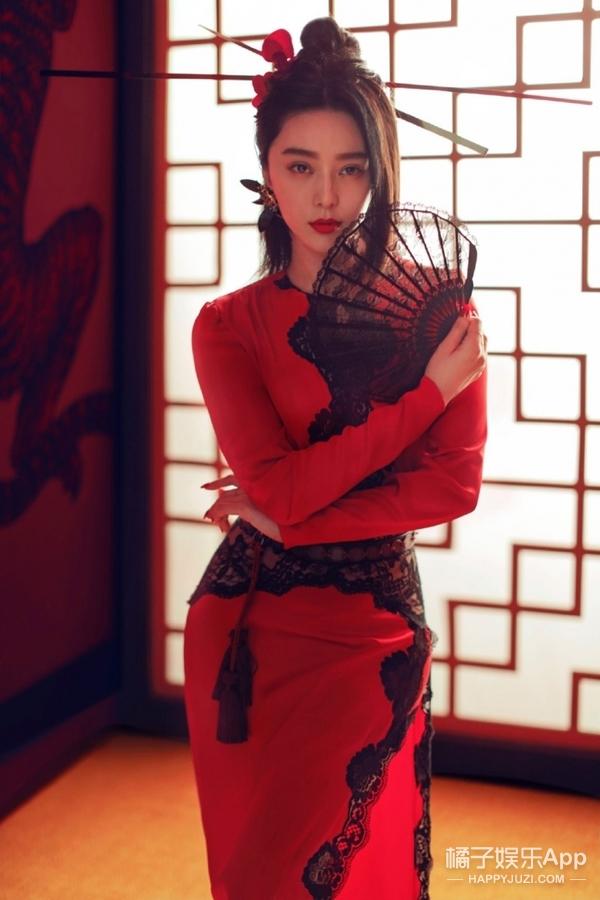 【时装片】范爷简直是实力穿越,这样的她更美了!