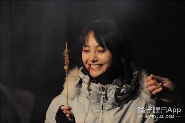 杨幂也剪刘海了 最近空气刘海又火起来了吗?