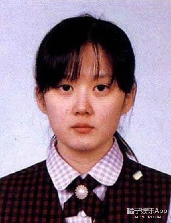 12名韩国女星证件照曝光,看到宋慧乔林允儿我惊了!