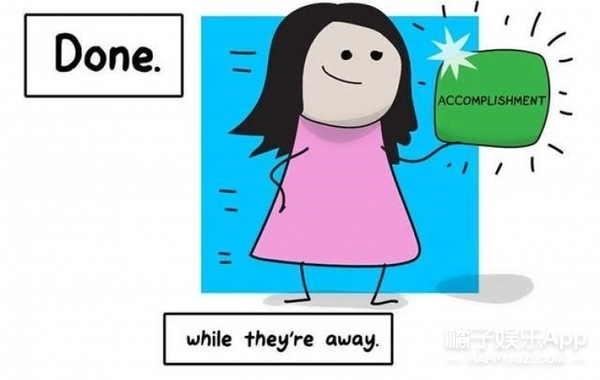 用漫画告诉你,抑郁症患者的日常有多痛苦