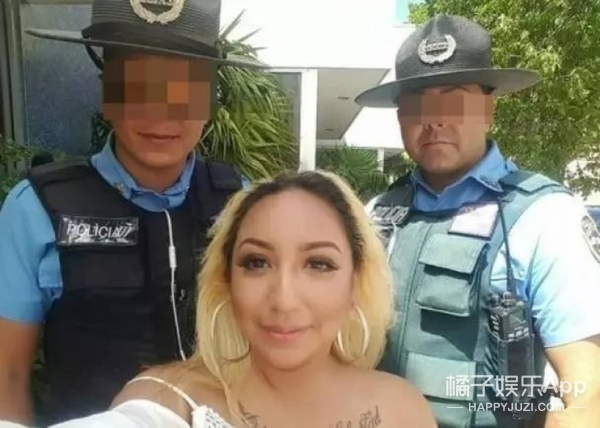 美国19岁女性瘾者,最爱的就是跟警察叔叔上床