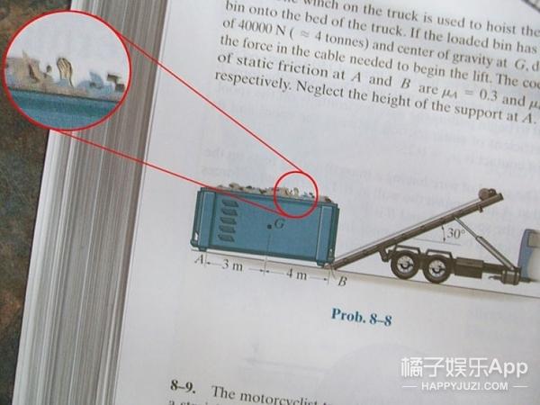 教科书里也有段子,小细节还藏着满满的污画面!
