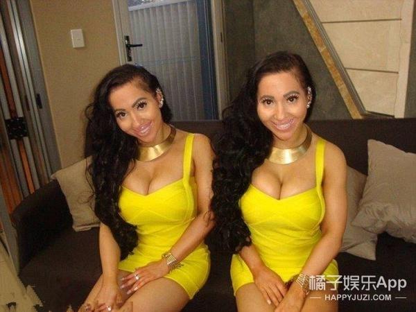 双胞胎姐妹共享同一个男友,还准备要同时怀孕
