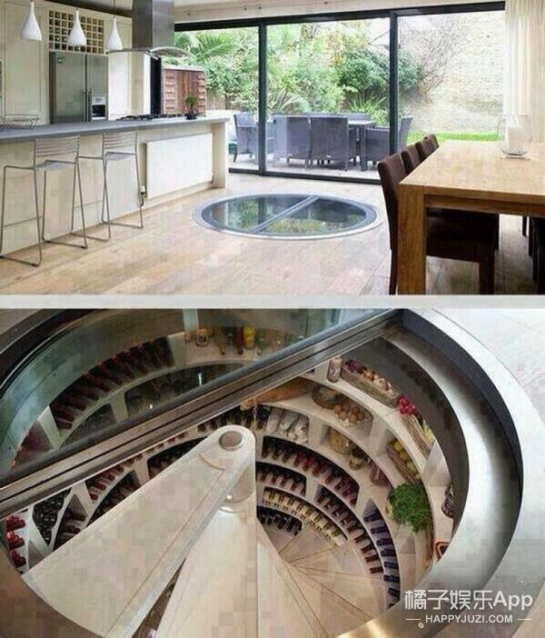地洞冰箱可以让你住进地心里,买不起房的你有救了……