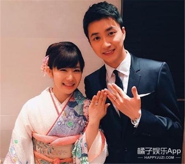撒花!中国队团宠福原爱结婚了,老公江宏杰还为她开微博啦!