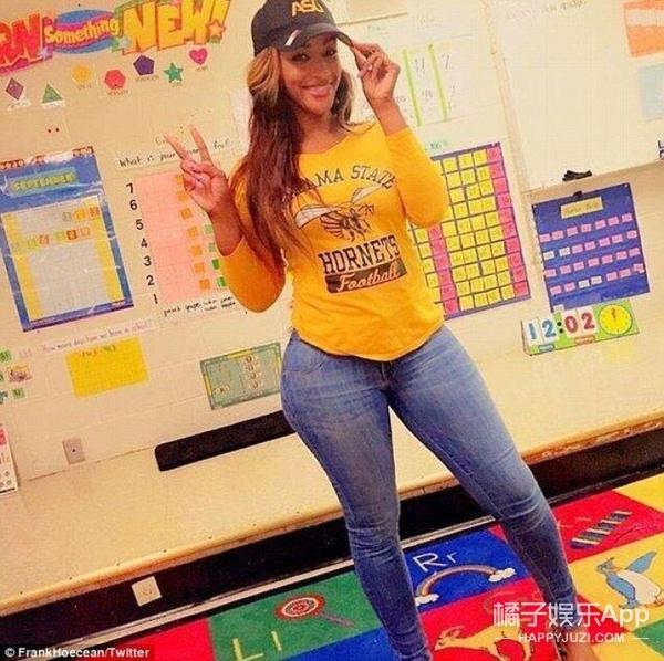 胸大臀肥,美国女教师因身材太性感遭到学生妈妈们抵制