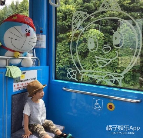 樱桃小丸子铁路?本来不想去日本直到看到他们各种美哭的列车!