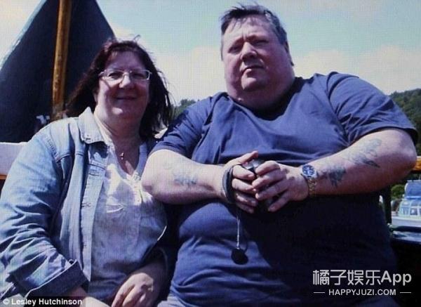 为给外孙树立榜样 老夫妻减肥5年甩300斤肥肉