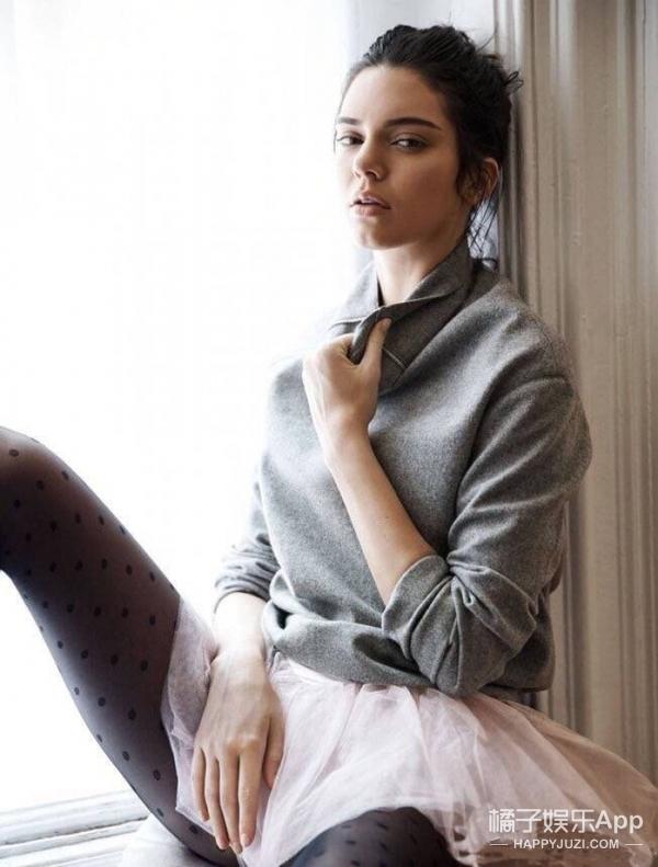 肯豆登西班牙Vogue封面,却被芭蕾舞者推特大骂!