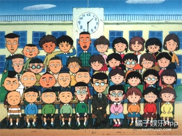 他们和小丸子25年的故事:小小的孩子给了他们大大的温暖!