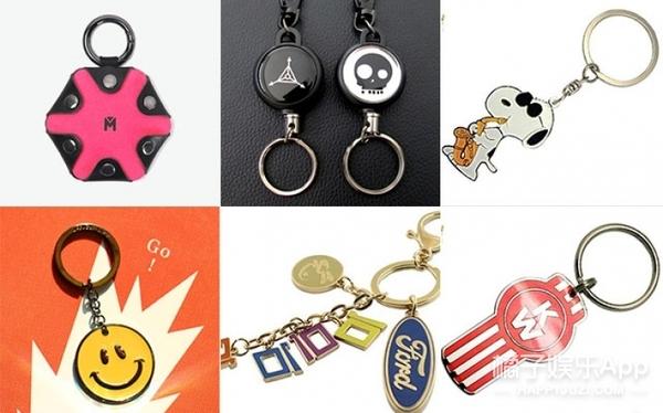【每周必晒】嘿,Girl!这里有可爱的钥匙链出没,你会剁手哪一款?
