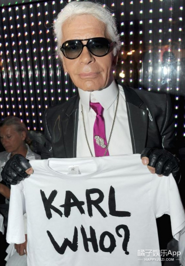 BAGISM | 有人恶搞了老佛爷,于是Karl把挑衅他的话做成了包!