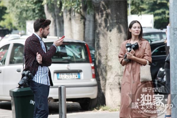 米兰的时尚盛宴|看秀不是全部,走在街头上也能感受到时尚的味道!