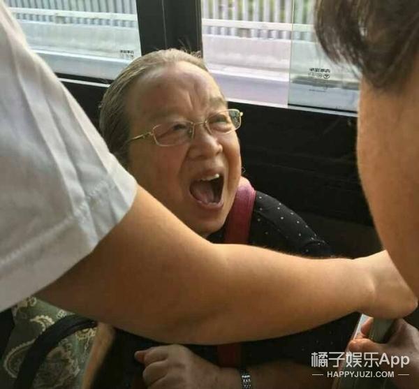 这次没带针,80岁的容嬷嬷公交车被偶遇人很好