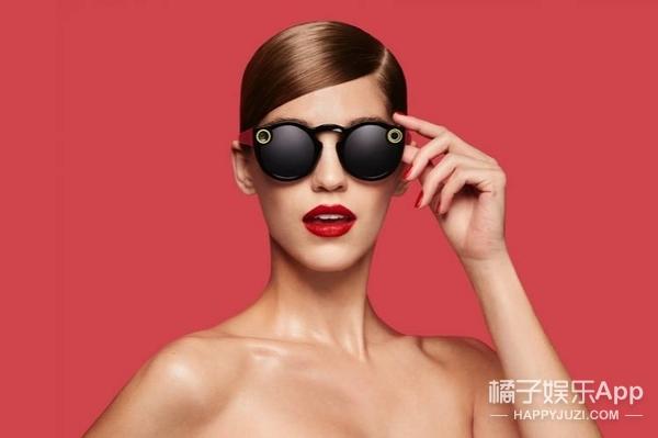 墨镜不止用来拗造型,Spectacle的这款还能拍视频呢!