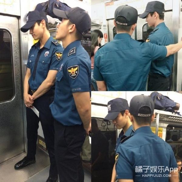 当韩国欧巴穿上军装去参军,我决定去当军嫂了…