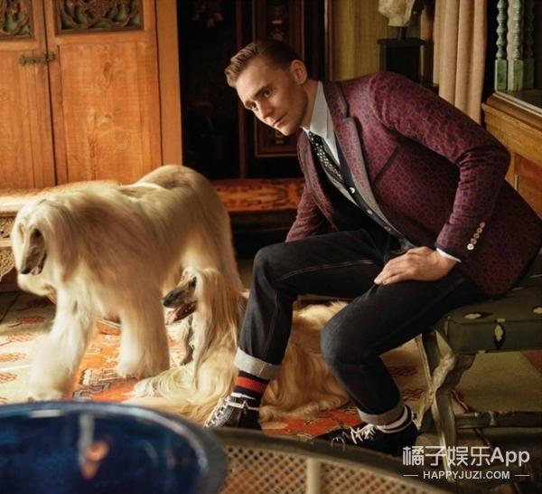 抖森也加入Gucci代言大军啦!穿起西装他就是行走的衣架!