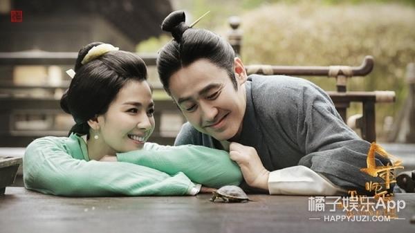 刘涛新角色不但帅气总攻,还是倾城美女,吴秀波这次有福了!