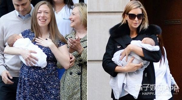 川普和希拉里干架,你们有考虑过自家女儿的感受吗?