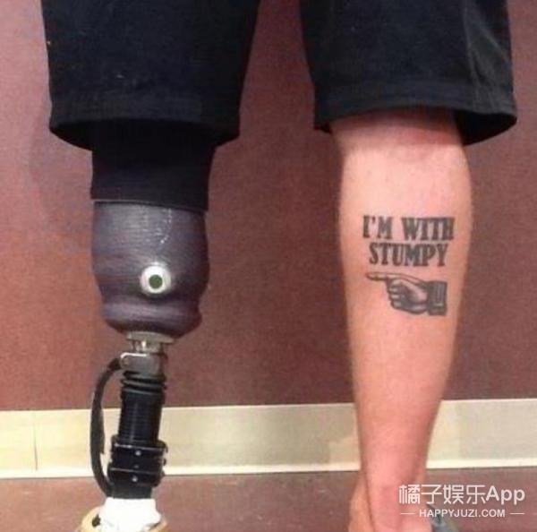 本是常人需要遮掩的残疾,他们却用纹身让它成为了美好