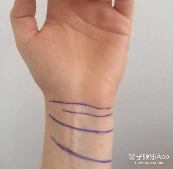 手腕上的4条线里都藏着小秘密!